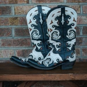 Lucchese 1883 Cowboy Boots
